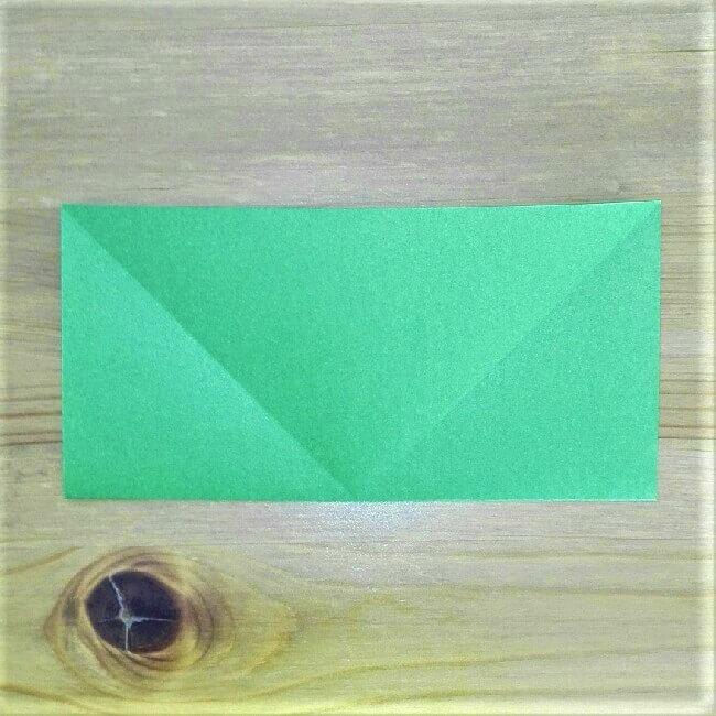 折り紙クリスマスツリー立体は難しい?【実は簡単!】折り方を紹介!0 4