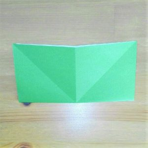 折り紙クリスマスツリー立体は難しい?【実は簡単!】折り方を紹介!0 5