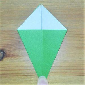 折り紙クリスマスツリー立体は難しい?【実は簡単!】折り方を紹介!0 8