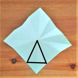 折り紙クリスマスツリー立体は難しい?【実は簡単!】折り方を紹介!0 9