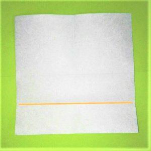 1折り紙【剣】の簡単な折り方|ヒーローごっごを楽しもう!