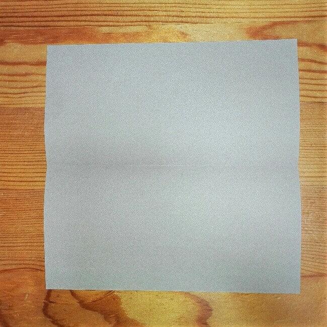 1折り紙【新幹線のぞみ700系】の簡単な折り方|子供と作ろう!