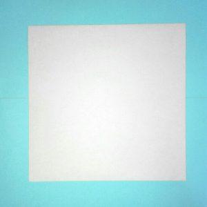 1折り紙お寿司【サーモン&いくら】立体の簡単な折り方・作り方
