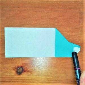 10折り紙【新幹線はやぶさ】の折り方を紹介|子供と作ろう♪作り方は簡単!