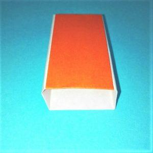 10折り紙お寿司【サーモン&いくら】立体の簡単な折り方・作り方