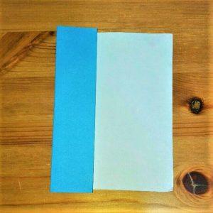 11 折り紙【新幹線こだま500系】立体の簡単な作り方