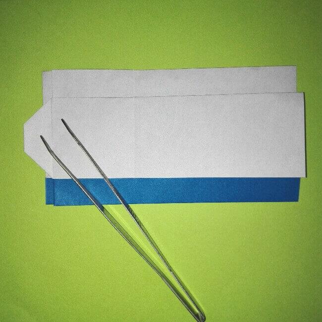 11-2折り紙【新幹線0系ひかり】の簡単な折り方|息子と楽しもう!