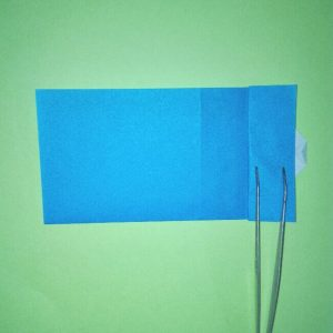 12折り紙【新幹線0系ひかり】の簡単な折り方|息子と楽しもう!