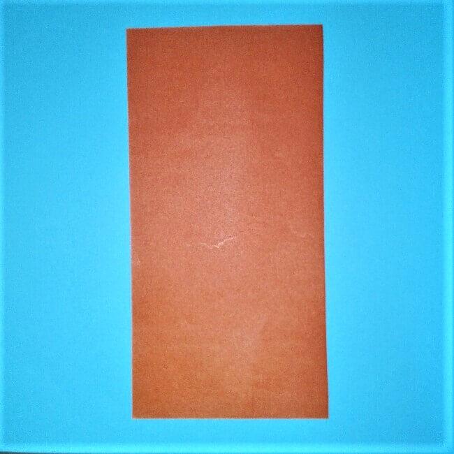 12折り紙お寿司【サーモン&いくら】立体の簡単な折り方・作り方