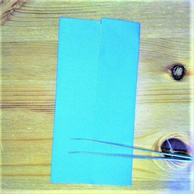 12 折り紙【新幹線こだま500系】立体の簡単な作り方
