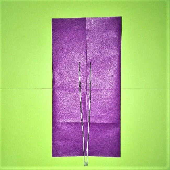 13折り紙【剣】の簡単な折り方|ヒーローごっごを楽しもう!