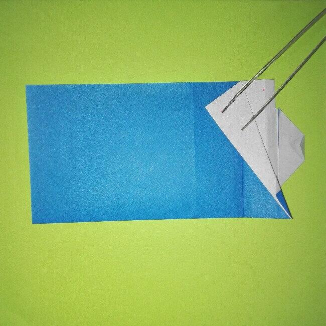 13折り紙【新幹線0系ひかり】の簡単な折り方|息子と楽しもう!