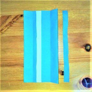 14 折り紙【新幹線こだま500系】立体の簡単な作り方