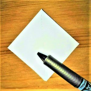 15折り紙【お寿司まぐろ】立体の簡単な折り方|子供と楽しもう!