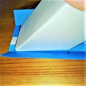 16 折り紙【新幹線こだま500系】立体の簡単な作り方