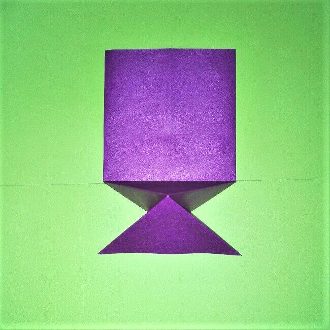 17-2折り紙【剣】の簡単な折り方|ヒーローごっごを楽しもう!