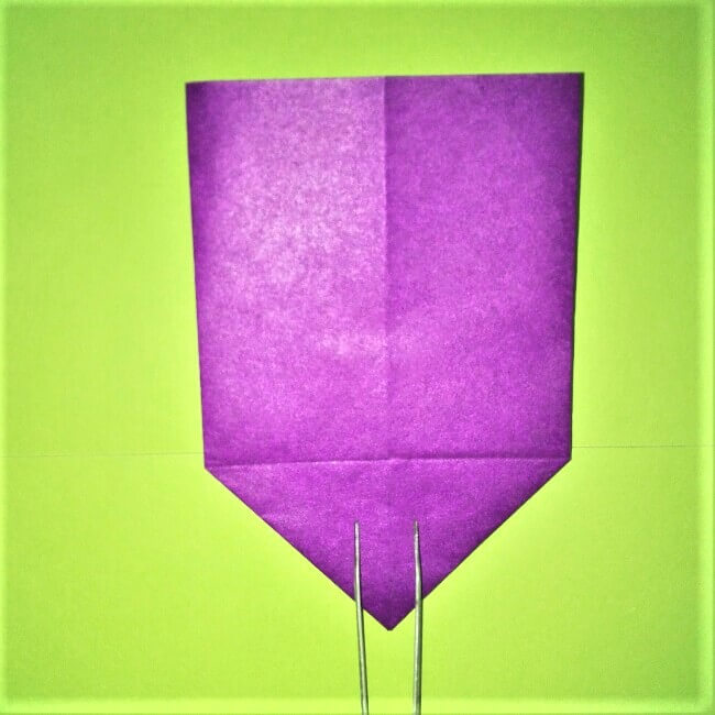 18折り紙【剣】の簡単な折り方|ヒーローごっごを楽しもう!