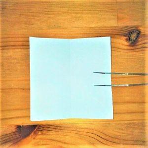 19折り紙【お寿司まぐろ】立体の簡単な折り方 子供と楽しもう!