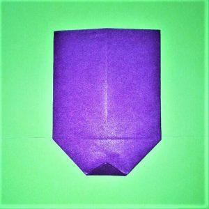 19折り紙【剣】の簡単な折り方|ヒーローごっごを楽しもう!