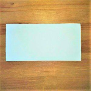 2折り紙【お寿司まぐろ】立体の簡単な折り方 子供と楽しもう!