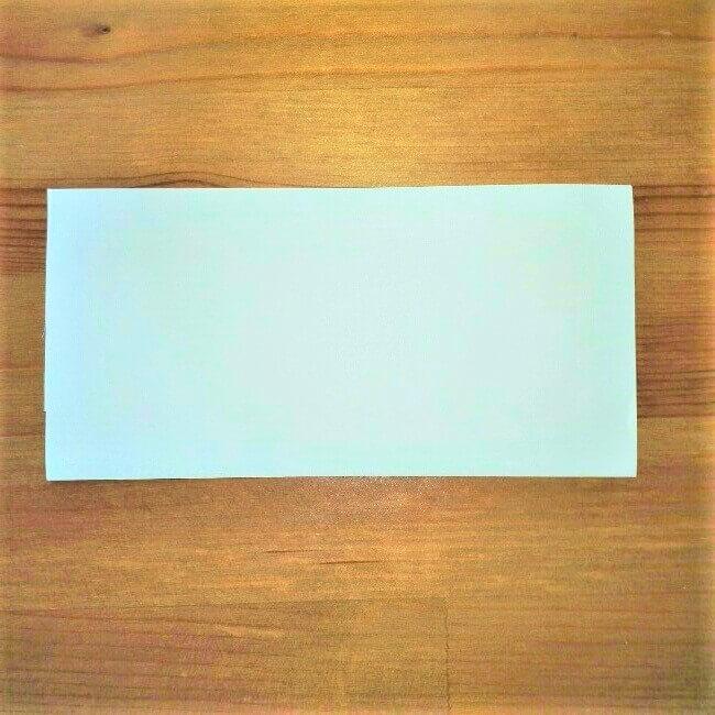 2折り紙【お寿司まぐろ】立体の簡単な折り方|子供と楽しもう!