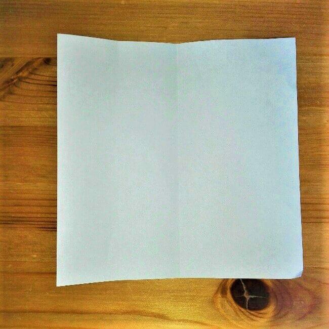 2 折り紙【新幹線こだま500系】立体の簡単な作り方