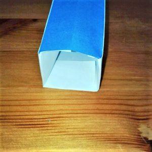 20 折り紙【新幹線こだま500系】立体の簡単な作り方