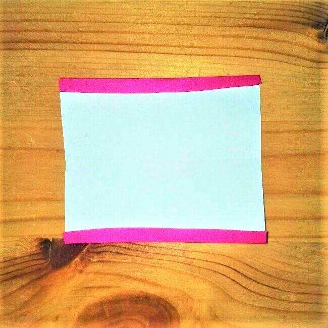 21折り紙【お寿司まぐろ】立体の簡単な折り方|子供と楽しもう!