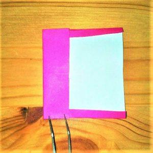 22折り紙【お寿司まぐろ】立体の簡単な折り方|子供と楽しもう!
