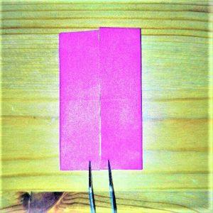 23折り紙【お寿司まぐろ】立体の簡単な折り方|子供と楽しもう!