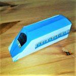 折り紙【新幹線こだま500系】立体の簡単な作り方|電車好き集合!