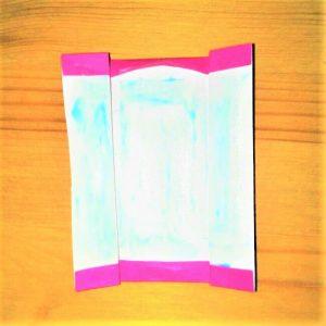25折り紙【お寿司まぐろ】立体の簡単な折り方 子供と楽しもう!