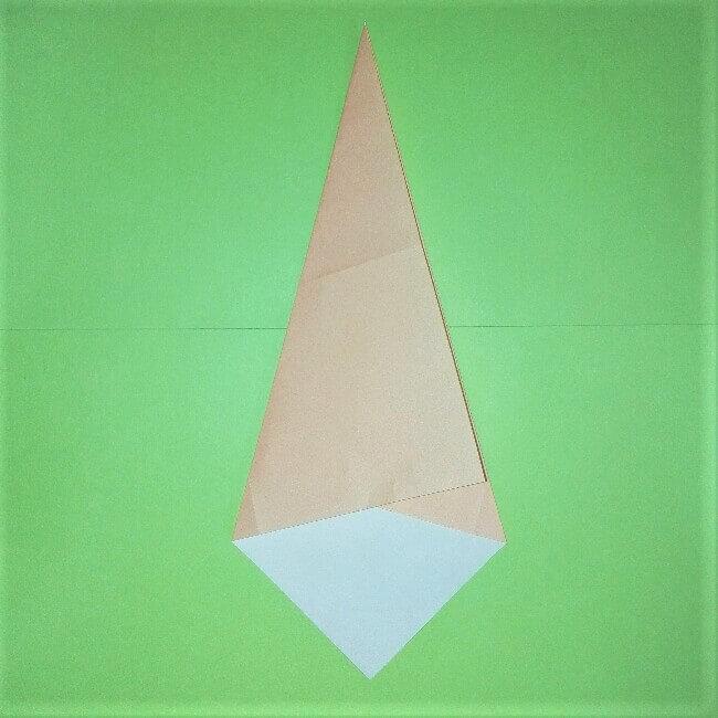 3折り紙【剣】の簡単な折り方|ヒーローごっごを楽しもう!