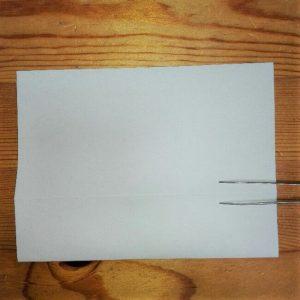 3折り紙【新幹線のぞみ700系】の簡単な折り方|子供と作ろう!