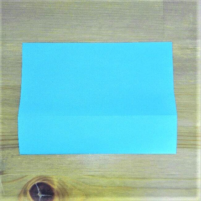 3折り紙【新幹線はやぶさ】の折り方を紹介|子供と作ろう♪作り方は簡単!
