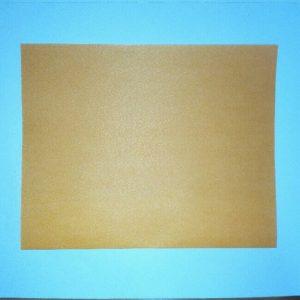 3折り紙お寿司【サーモン&いくら】立体の簡単な折り方・作り方