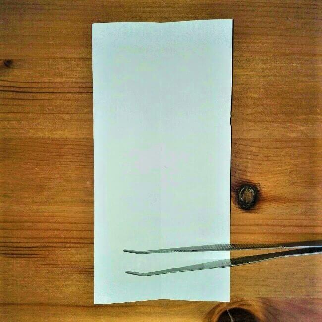 3 折り紙【新幹線こだま500系】立体の簡単な作り方