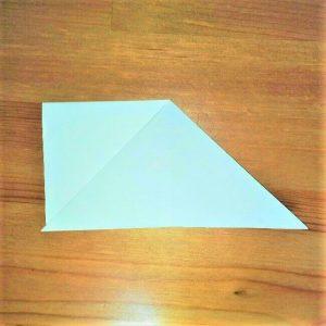 4折り紙【お寿司まぐろ】立体の簡単な折り方|子供と楽しもう!