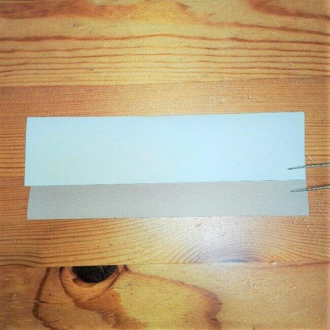 4折り紙【新幹線のぞみ700系】の簡単な折り方|子供と作ろう!