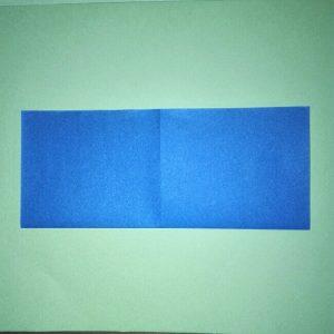 4折り紙【新幹線0系ひかり】の簡単な折り方|息子と楽しもう!
