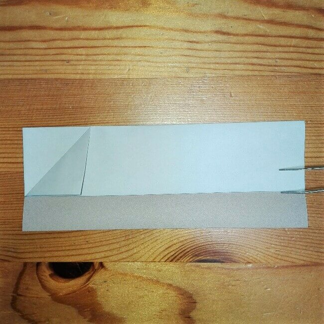 5折り紙【新幹線のぞみ700系】の簡単な折り方|子供と作ろう!