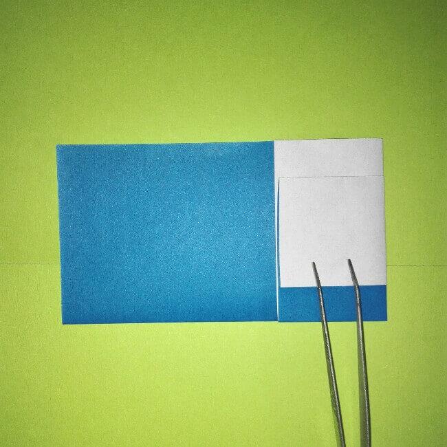 5折り紙【新幹線0系ひかり】の簡単な折り方|息子と楽しもう!