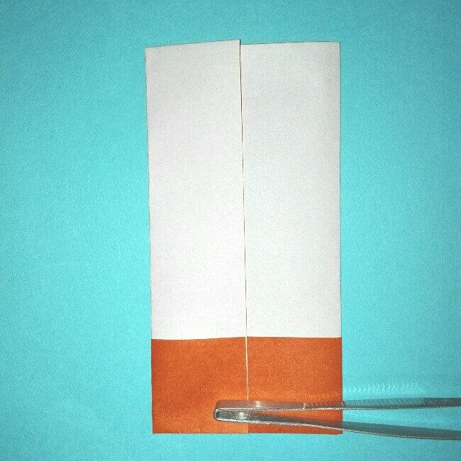 5折り紙お寿司【サーモン&いくら】立体の簡単な折り方・作り方