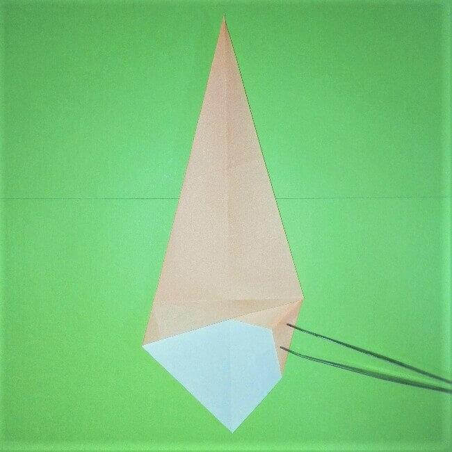 6折り紙【剣】の簡単な折り方|ヒーローごっごを楽しもう!