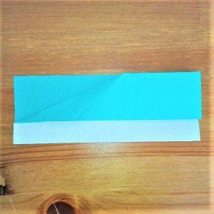 6折り紙【新幹線はやぶさ】の折り方を紹介|子供と作ろう♪作り方は簡単!