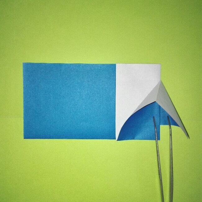 6折り紙【新幹線0系ひかり】の簡単な折り方|息子と楽しもう!