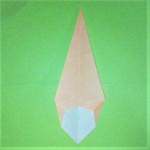 7折り紙【剣】の簡単な折り方|ヒーローごっごを楽しもう!