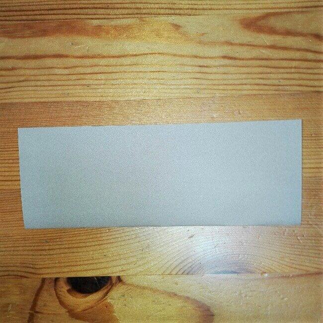 7折り紙【新幹線のぞみ700系】の簡単な折り方|子供と作ろう!