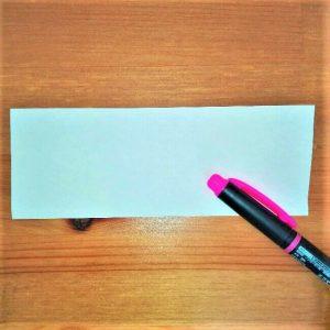 7折り紙【新幹線はやぶさ】の折り方を紹介|子供と作ろう♪作り方は簡単!