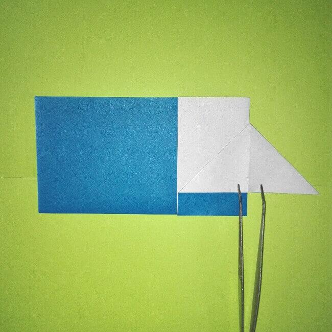 7折り紙【新幹線0系ひかり】の簡単な折り方|息子と楽しもう!